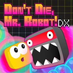 Don't Die, Mr Robot! (Nintendo Switch) 1.19 @ Nintendo eShop
