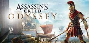 [uPlay Ubisoft PC] Assassin's Creed Odyssey: Deluxe Edition bei Fanatical