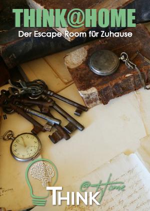 [Think@Home] Online Escape / Exit Game von Think2 für Zuhause I Contagious: Einbruch im Labor I Anna Watson: Das Vermächtnis