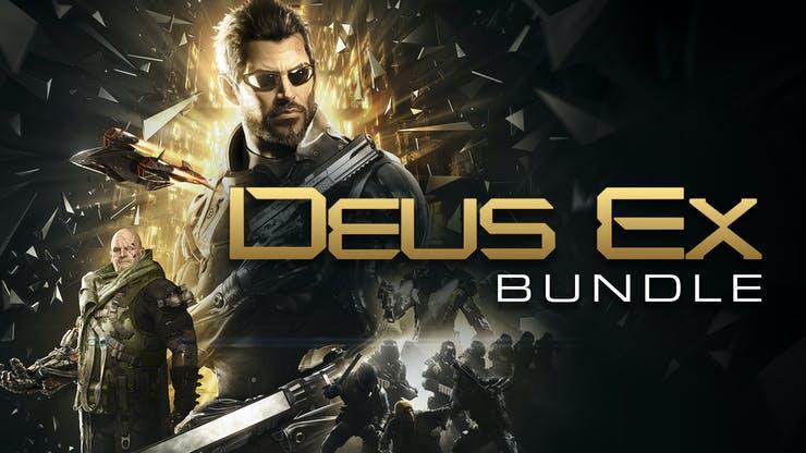 (Steam) Deus Ex Bundle ab 1,79€ @ Fanatical