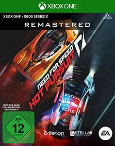 [MM Abholung] Need for Speed Hot Pursuit: Remastered für Switch / PS4 / Xbox One