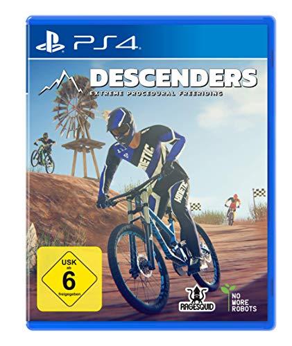 [Amazon Prime] Descenders (PS4) - 19,99€ | Switch-Version für 29,99€