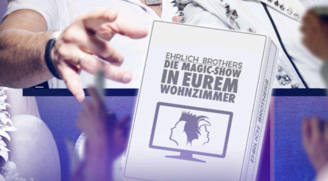 [Rossmann] - Ehrlich Brothers - DIE MAGIC-SHOW IN EUREM WOHNZIMMER