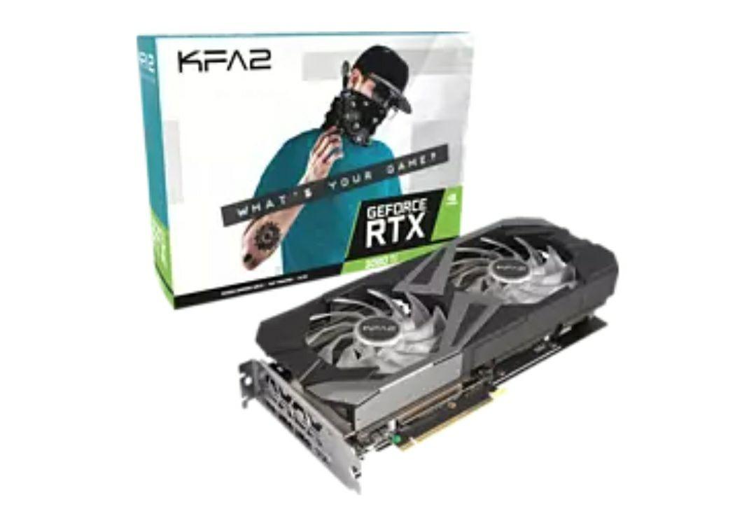Nvidia GeForce RTX 3060ti (verfügbar bei Saturn)
