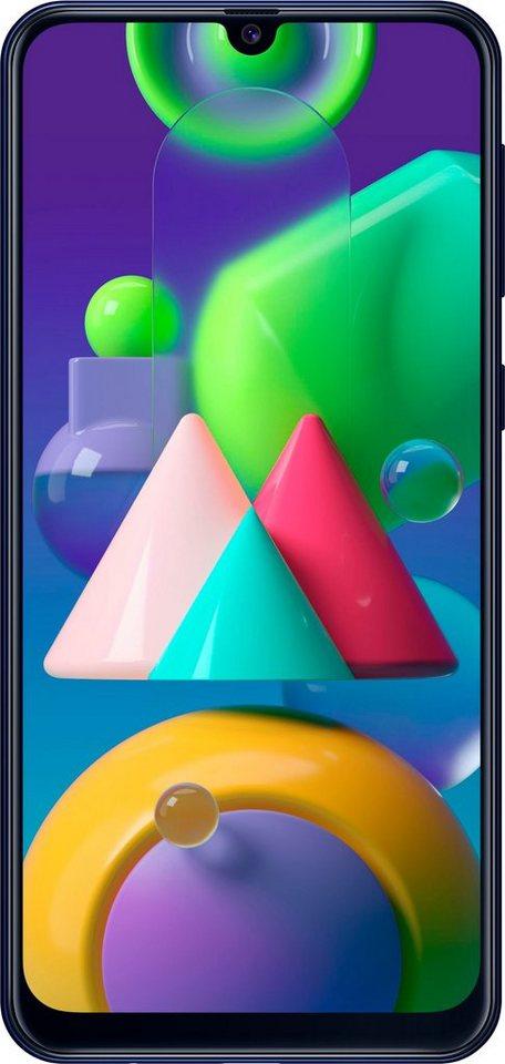 [Otto] Samsung Galaxy M21 Smartphone schwarz/grün/blau