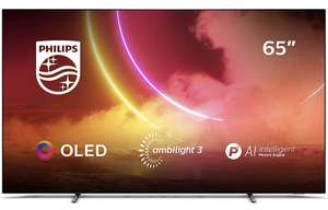 Philips Ambilight TV 65OLED805