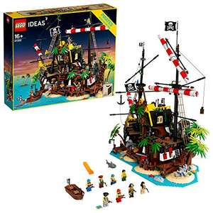 21322 LEGO Ideas - Piraten der Barracuda-Bucht