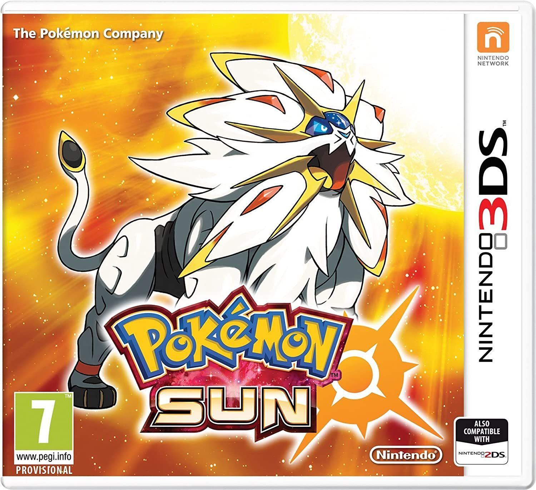 Pokémon: Sonne (3DS) [Amazon.co.uk]
