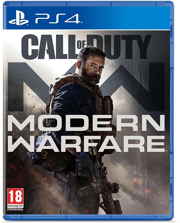Call of Duty: Modern Warfare(PS4) [Amazon.co.uk]