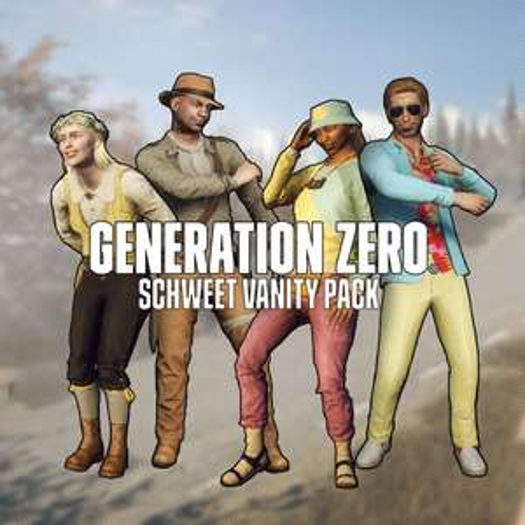 DLC: Generation Zero® - Schweet Vanity Pack (Steam & Xbox One & PS4) kostenlos bis 05.01