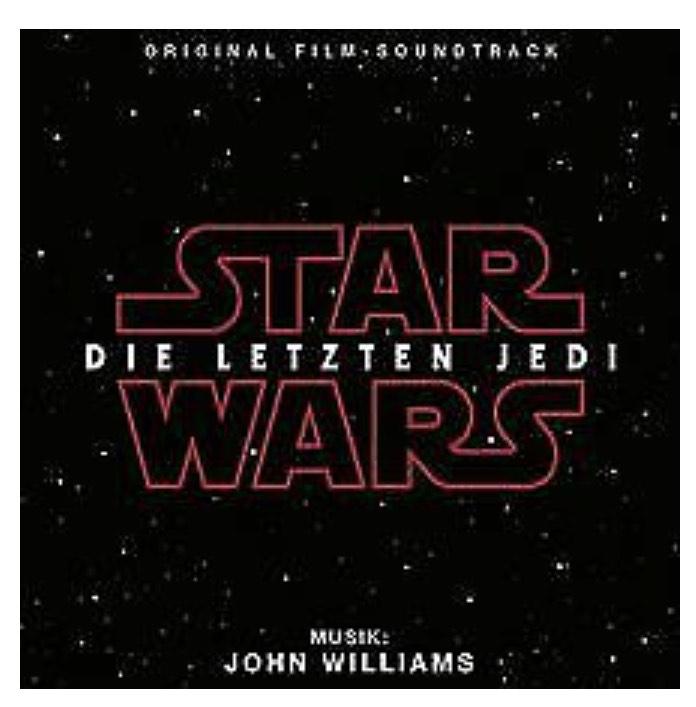 ebay.de / Soundtracks Star Wars: Die letzten Jedi (Deluxe Edition)