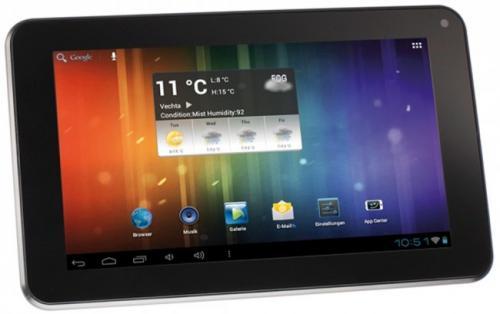 """Metro Dresden  am 16.03.2013  Tablet »7""""   für 78,53 €"""