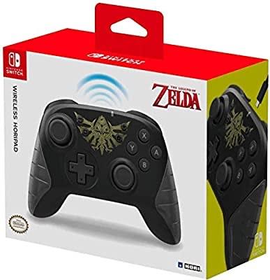 HORI Kabelloser Controller (Zelda) für Nintendo Switch bei Amazon und Media Markt