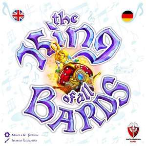 The King of all Bards als Tagesangebot bei Milan-Spiele