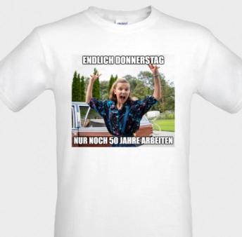T-Shirt selbst Designen für 9,23€ inkl Versandkosten