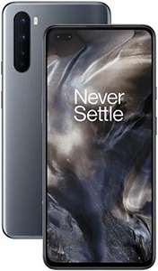 "OnePlus Nord 5G 12/256GB (6,44"" 90 Hz FHD+ Amoled Display, Dual SIM, SD 765G, 30W Schnellladen) Gray Onyx"