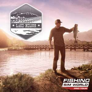 DLC: Fishing Sim World: Pro Tour - Lake Nelson (Steam & Xbox One & PS4) kostenlos bis 15.03