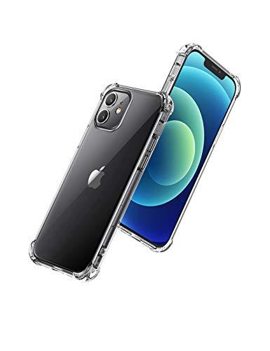 "[Amazon Prime] UGREEN transparente Schutzhülle, kompatibel mit iPhone 12/12 Pro, 6.1"""