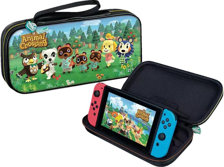 R.D.S. Deluxe Transporttasche Zubehör Nintendo Switch im Animal Crossing Design