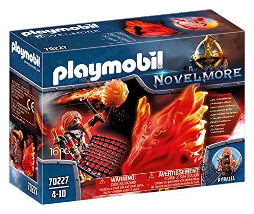 [Amazon.de/Prime] PLAYMOBIL Novelmore 70227 Burnham Raiders Feuergeist und die Hüterin des Feuers