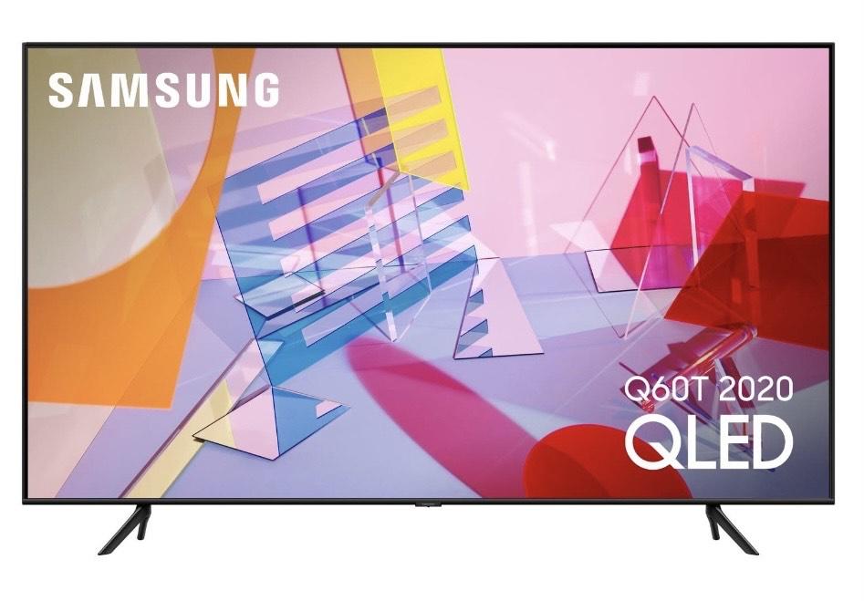 "65"" Samsung QLED TV 4K HDR10+ AirPlay 2"