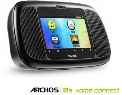 ARCHOS Home Connect Internet-Radio & Wecker bei MP
