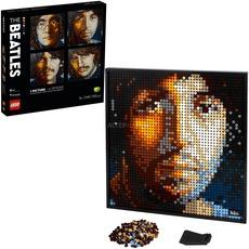 [alternate] LEGO 31198 Art The Beatles