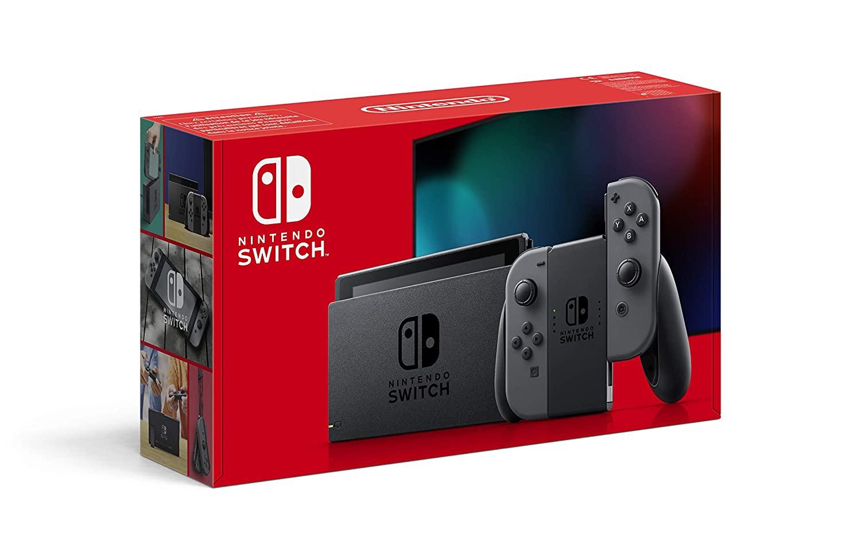 ebay: Nintendo Switch - Grau 2019