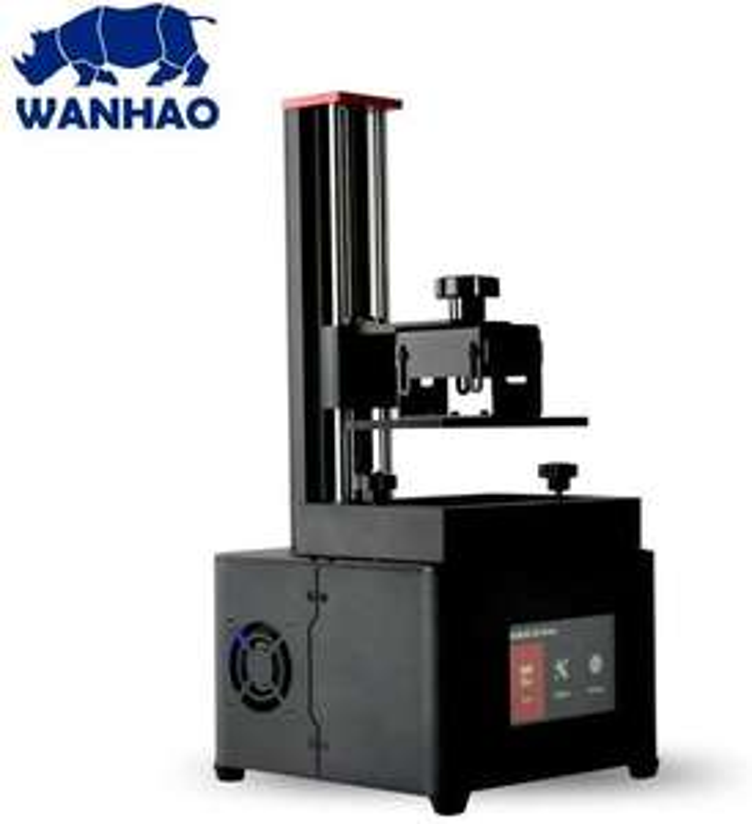 Preisfehler bei Real.de ??? für den Wanhao Duplicator 7 Plus Resin DLP 3D Drucker 121x68x180mm USB WLAN