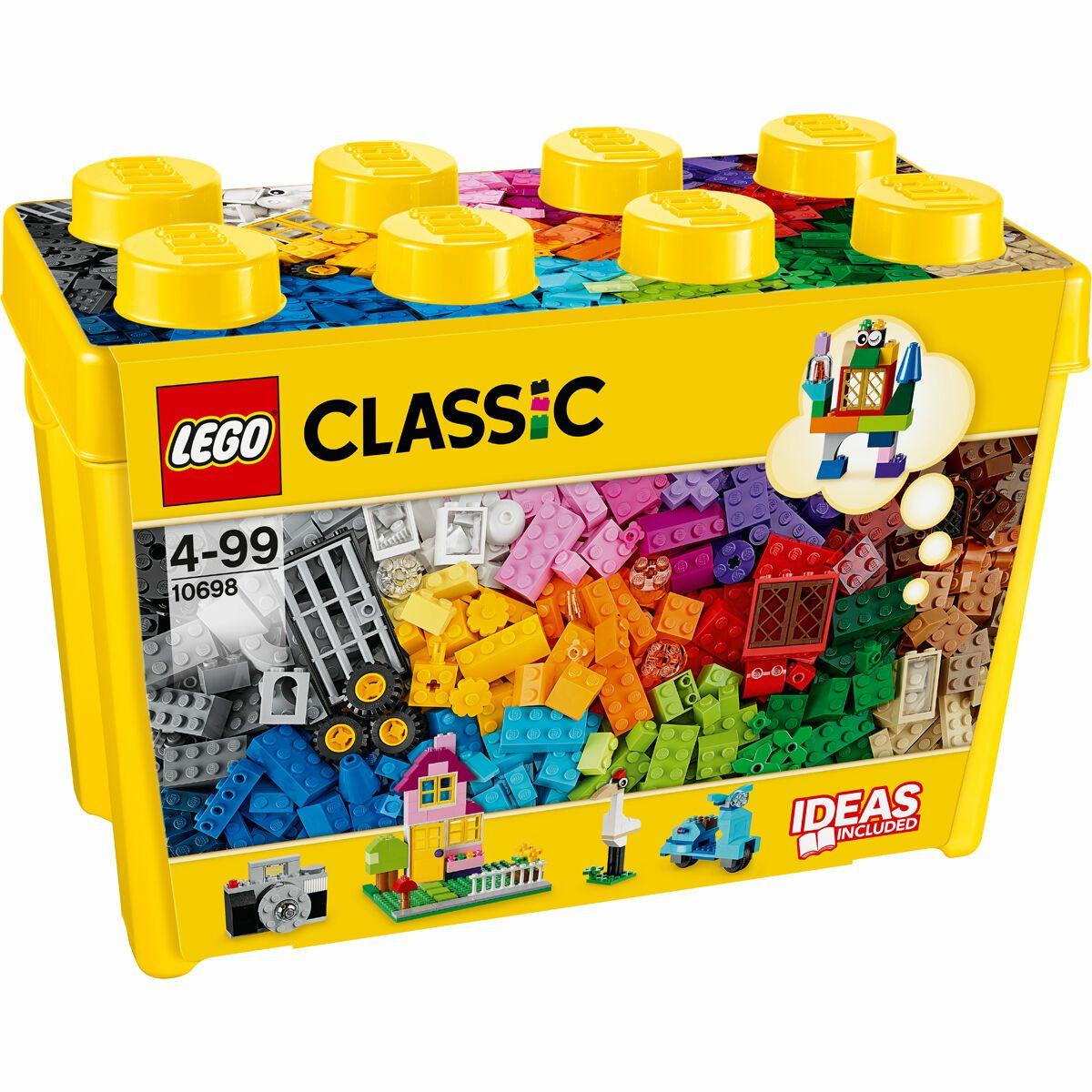 [Galeria.de Kundenkarte] LEGO Classic - Große Bausteine-Box 10698