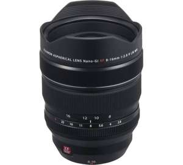 Fujifilm Fujinon XF8-16F2,8 Objektiv exkl. 150€ Cashback = 1331,21€