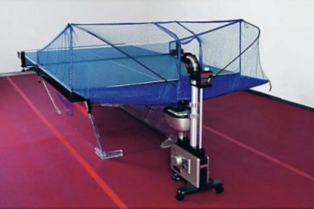 Tibhar Roboter RoboPro Plus Tischtennisroboter