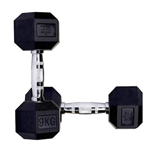 Hex Kurzhantel - Dumbbell 1-50 kg wählbar, z.B. 10 kg für 36,40€