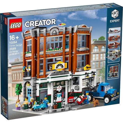 Lego 10264 Eckgarage bei Galeria ohne Code im Angebot