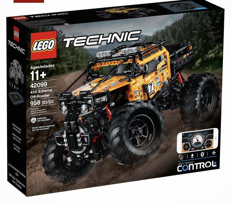 Lego Technic 42099 Allrad Xtreme-Geländewage