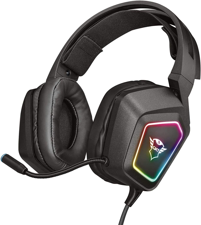 Trust GXT 450 Blizz 7.1 USB Gaming Headset (7.1 Virtual Surround Sound, für PC und Laptop, LED-Beleuchtung) [Amazon]