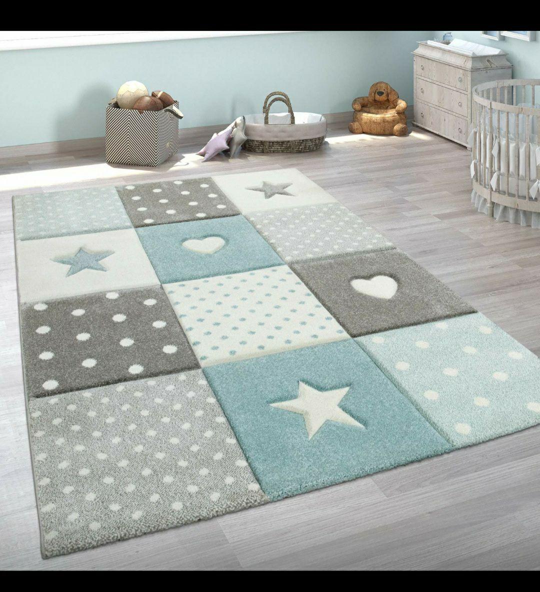 Schöne Teppiche von Paco Home, Kinderteppich 120cm x 170cm