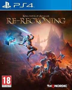 Kingdoms of Amalur Re-Reckoning (PS4) Playstation 4