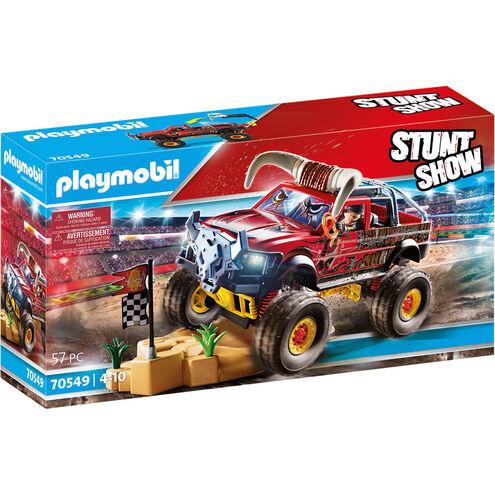Preisfehler Galeria Kaufhof PLAYMOBIL® Stuntshow - Monster Truck Horned 70549