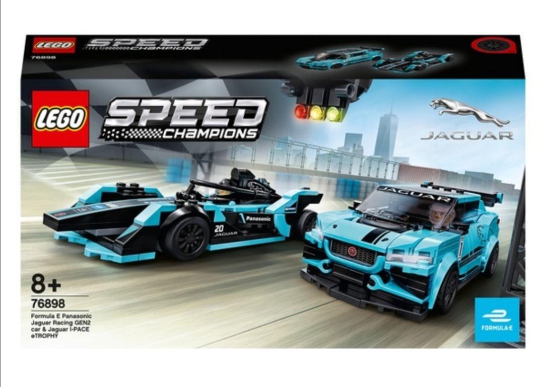 Lego Speed Champions Jaguar Set