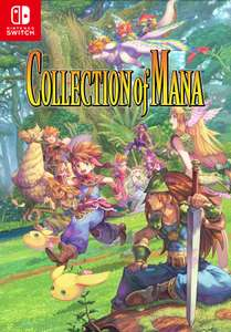 Collection of Mana (Switch) für 19,99€ inkl. Versand (Square Enix Store)