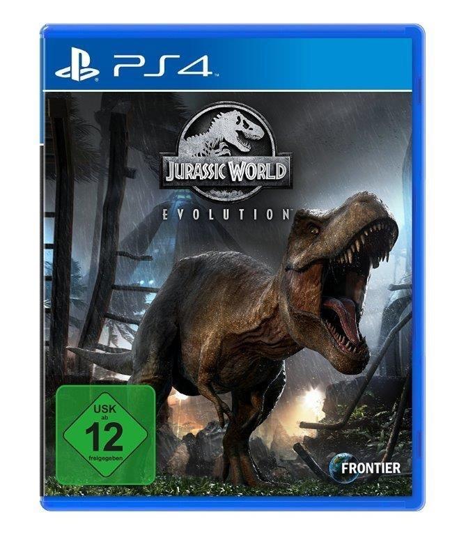 (Prime) Jurassic World Evolution - Ps4 [PlayStation 4]