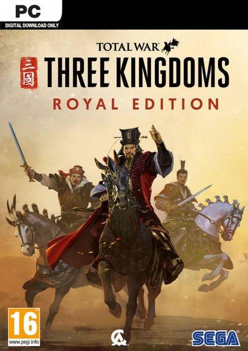 (Steam) Total War: Three Kingdoms Royal Edition (CDKeys)