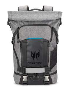 Acer Predator Gaming Roll Top Backpack