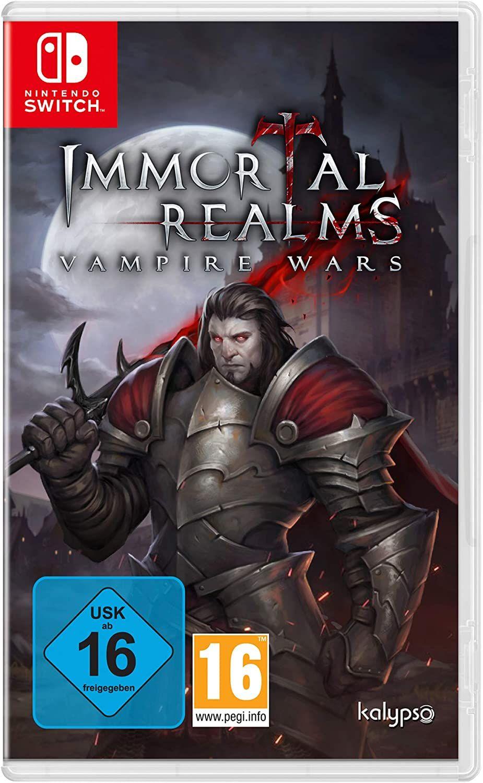 [Prime] Immortal Realms: Vampire Wars (Nintendo Switch)
