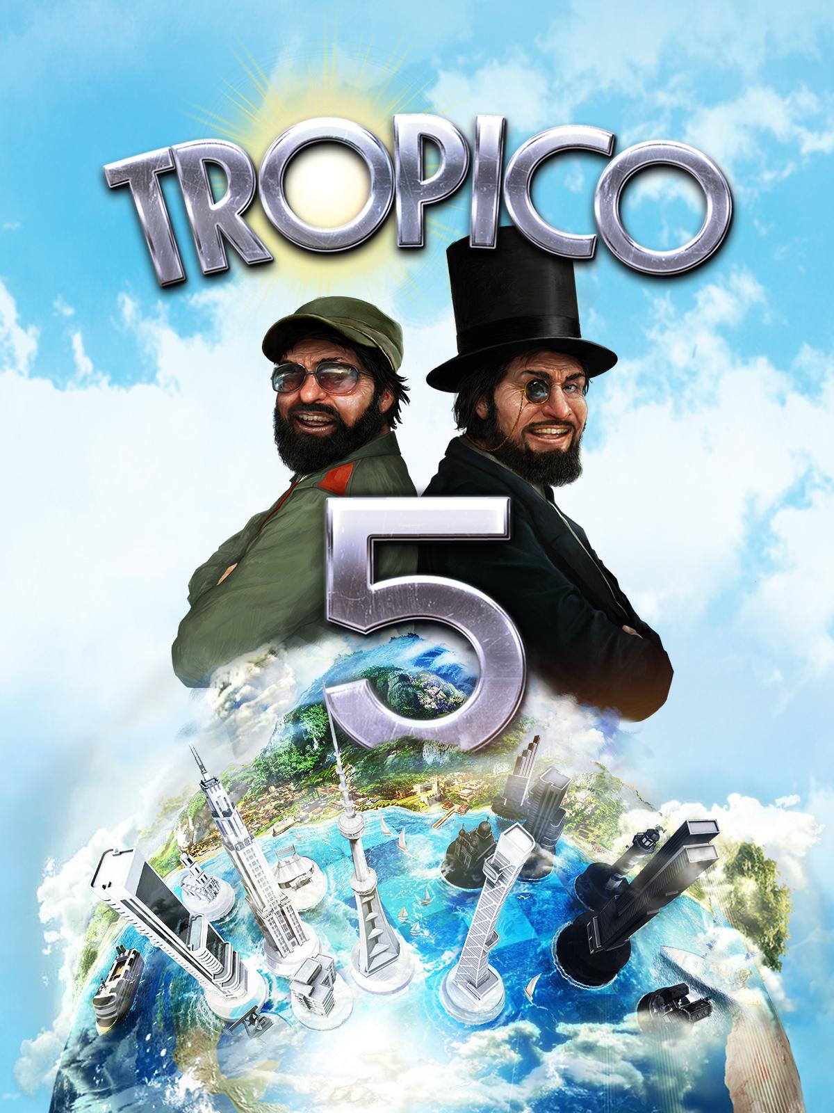 Tropico 5 kostenlos im Epic Games Store (am 23.12.)