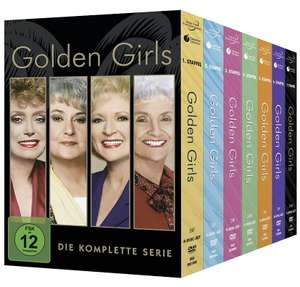 Golden Girls DVD-Komplettbox