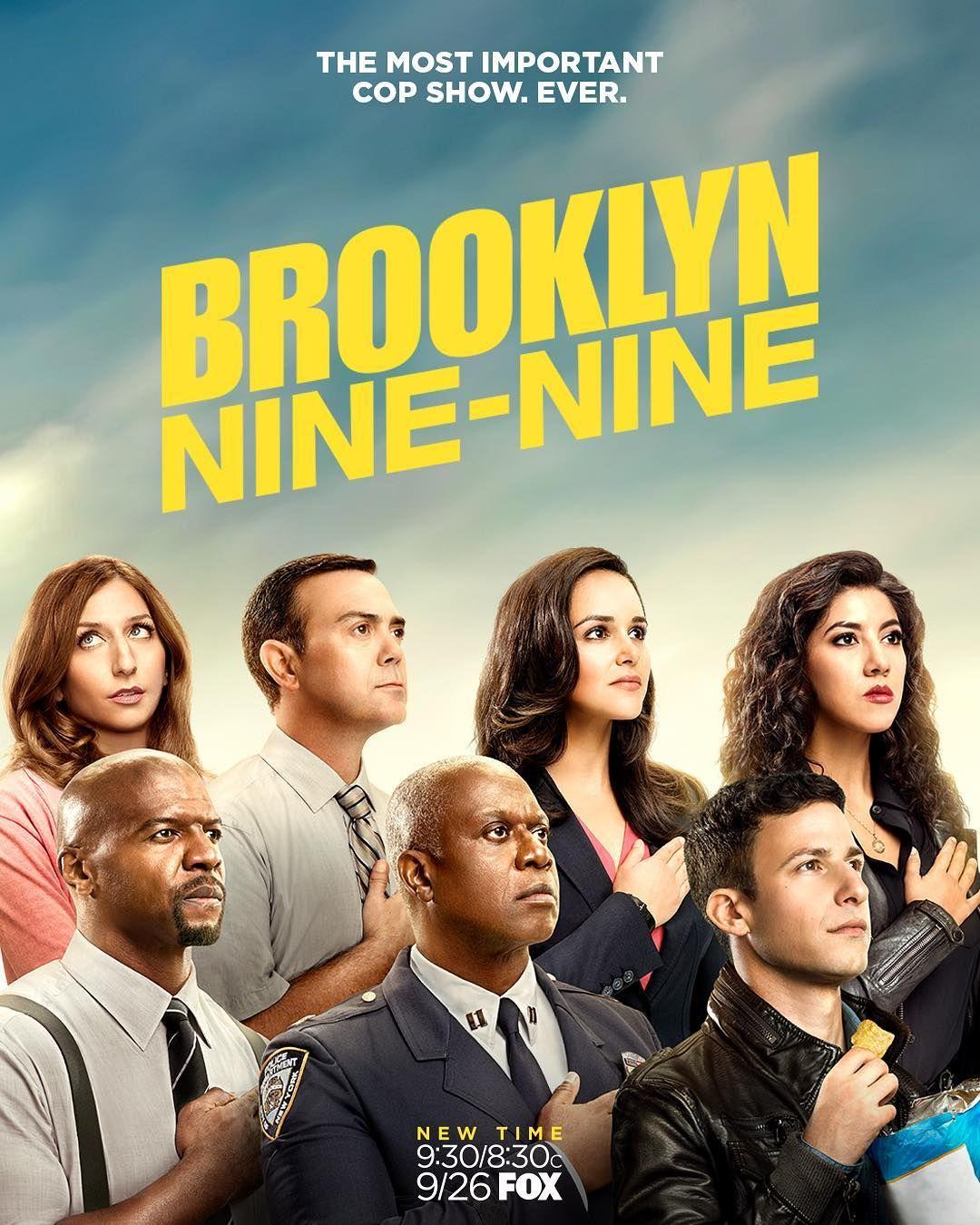 Brooklyn 99: Jeweils Staffel 1-5 Deutsch & 6 OmU Amazon Video (4,99€ bei iTunes) + Staffel 7 OmU 8,28€
