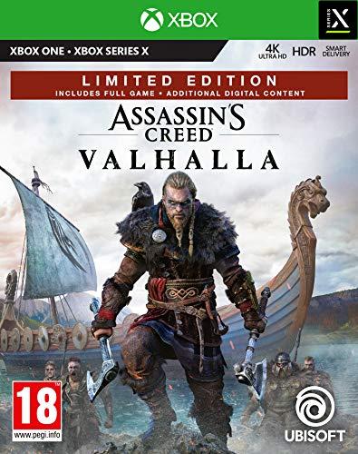 Assassin's Creed: Valhalla Limited Edition (PS5 & Xbox Series X) für 46,76€ (Amazon UK)