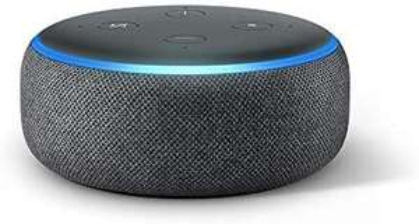 Echo Dot (3rd Gen) - Smart speaker mit Alexa - Amazon Music Unlimited (6 Monate gratis )